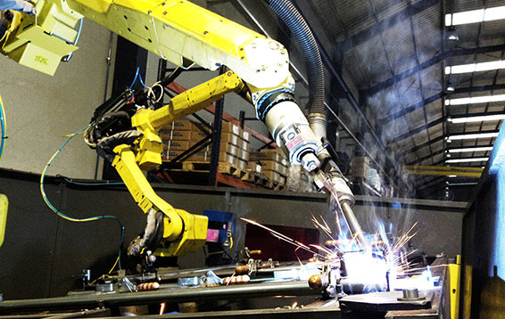 Robot Argomaniz