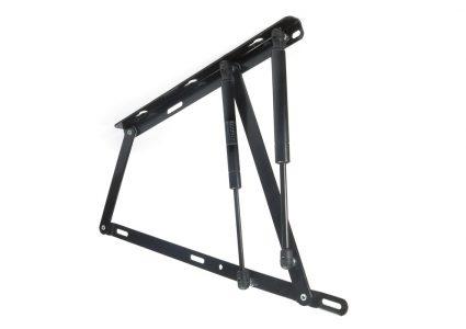 Double spring standard hinge