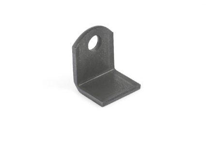 Stopping angle bracket