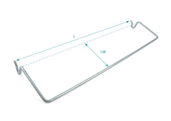 Mattress stopper fixed for mattress base D-6